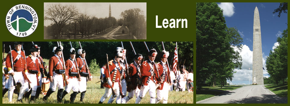 Learn Bennington: Local History & Education