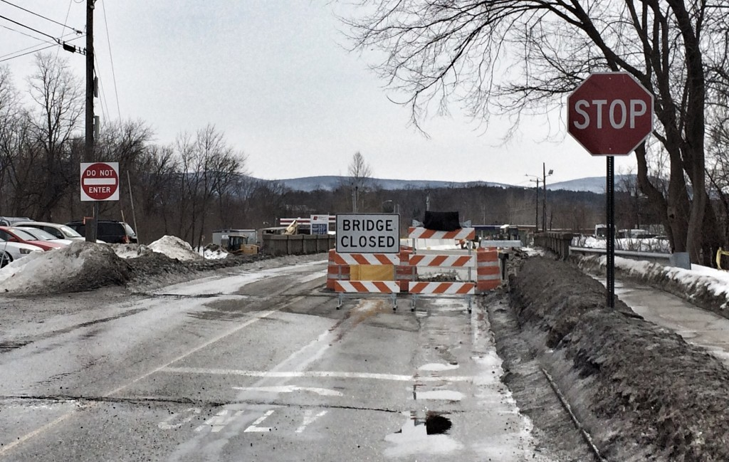 Benmont Bridge Closure